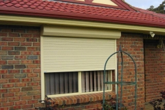 Retire meant village roller shutter installation