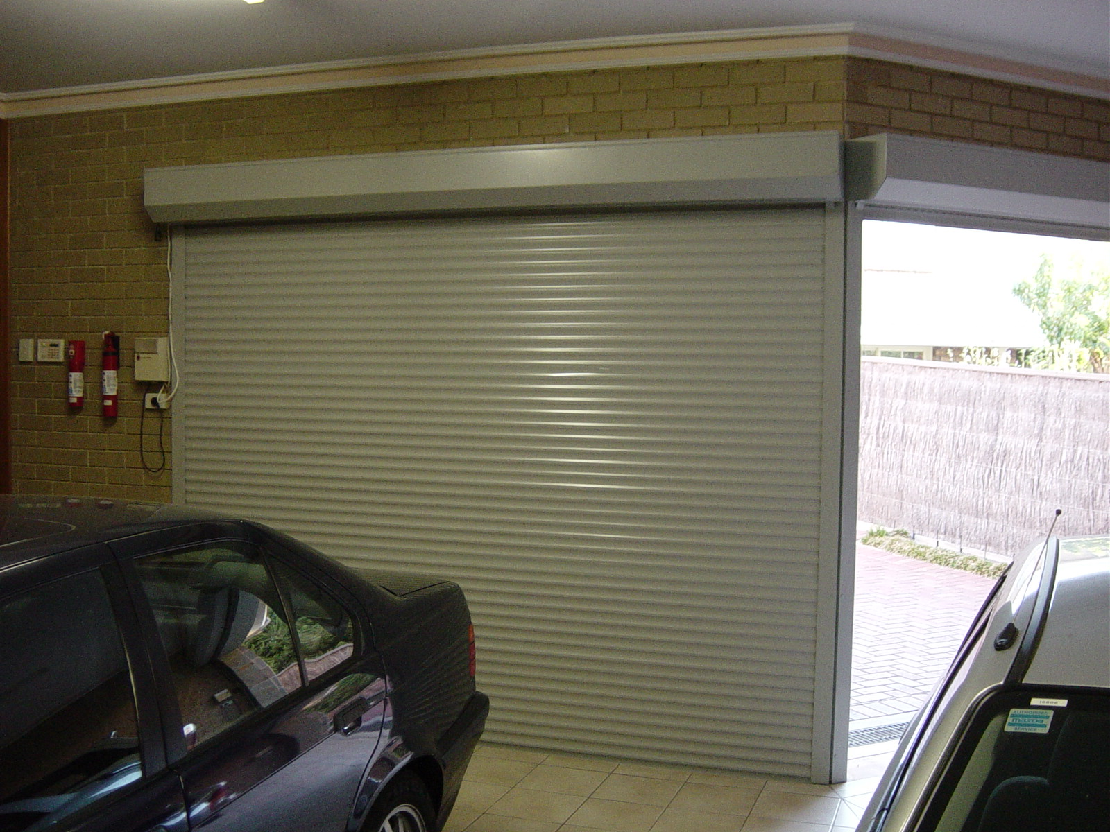 Roller Shutter Features Adelaide